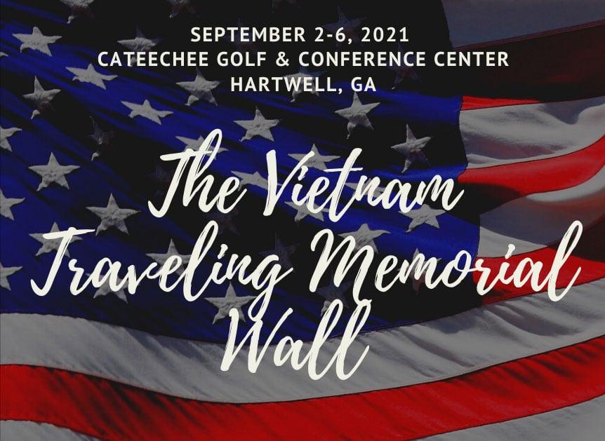 The Vietnam Traveling Memorial Wall
